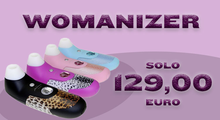 Womanizer Sextoy €129,00
