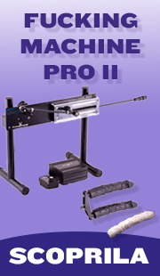 f-machine Pro II - Fucking Machine Professionale