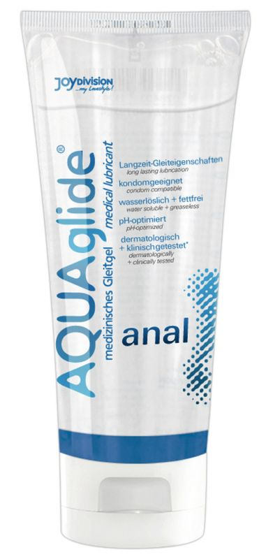 Aquaglide anal - Lubrificante anale